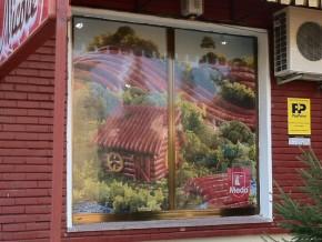 Autocolant Geamuri Window graphics