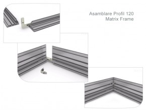 Matrix Frame - Asamblare Profile