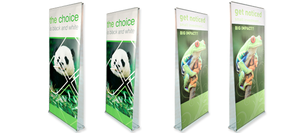 Rollup Banner Premium Double