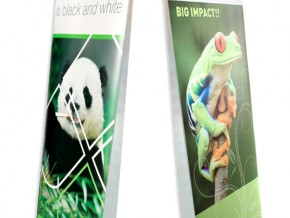 Rollup Banner Premium Double cu Print