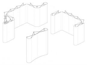 Sisteme expozitionale - PopUp Custom