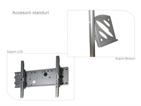 Standuri expozitionale Vector - Milano 8x4m
