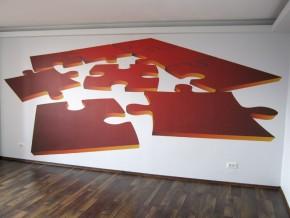 Tapet Puzzle3D