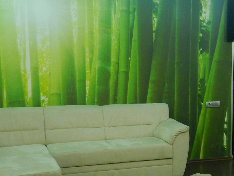 fototapet imprimat bambus super print. Black Bedroom Furniture Sets. Home Design Ideas