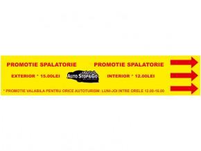 Bannere Publicitare - Oferte Speciale Spalatorie