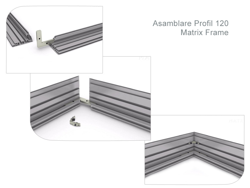 Matrix Frame - Imbinare Profile