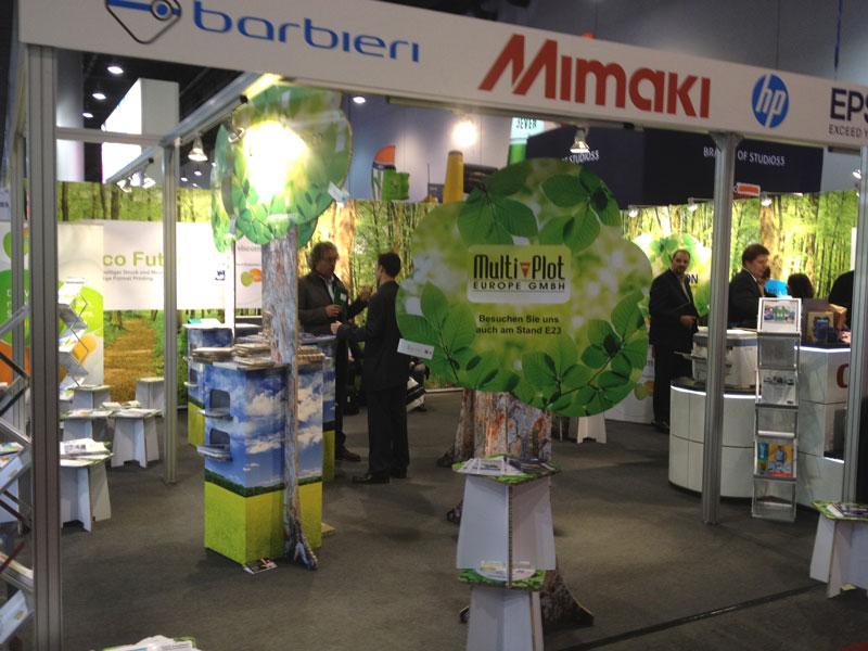 Super Print la Viscom Frankfurt 2012