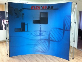 Stand Popup 3x4 - Panouri Centrale