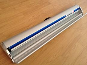 Rollup Banner Quality - Caseta din Aluminiu