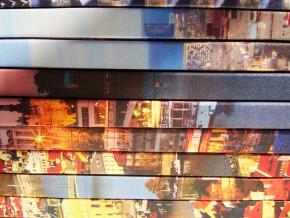 Sase seturi tablouri triptice - canvas