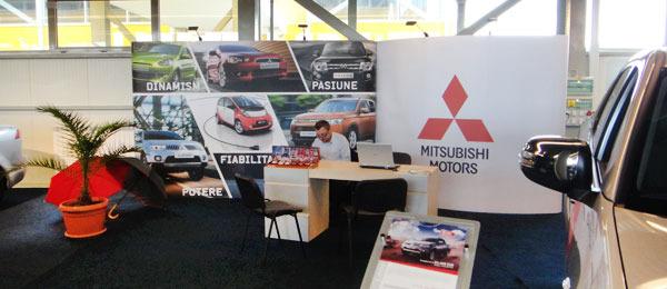 Stand Expo – Mitsubishi Motors