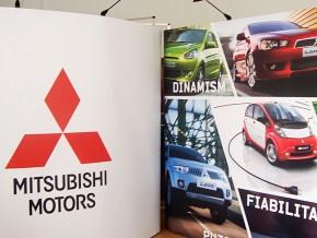 Stand popup-uri Mitsubishi Motors - Salonul Auto Bacau