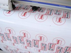 Stickere autocolant - Tom - taiere pe contur