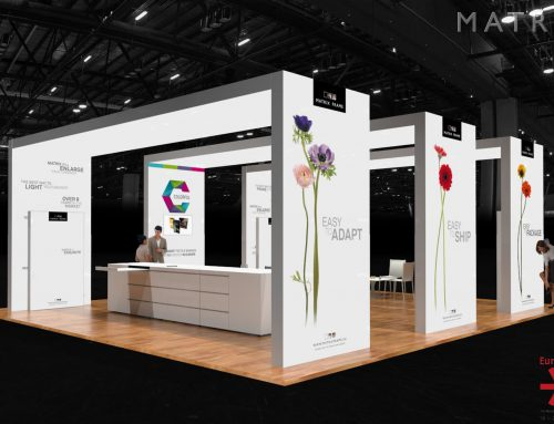 Matrix Frame la Exhibitor 2014