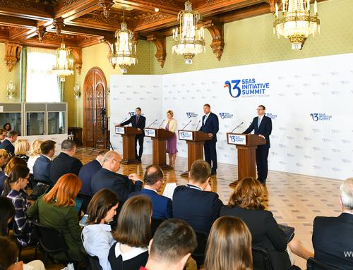 Panouri Fundal Conferinte – 3S Summit