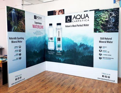 Stand Expo – Aqua Carpatica